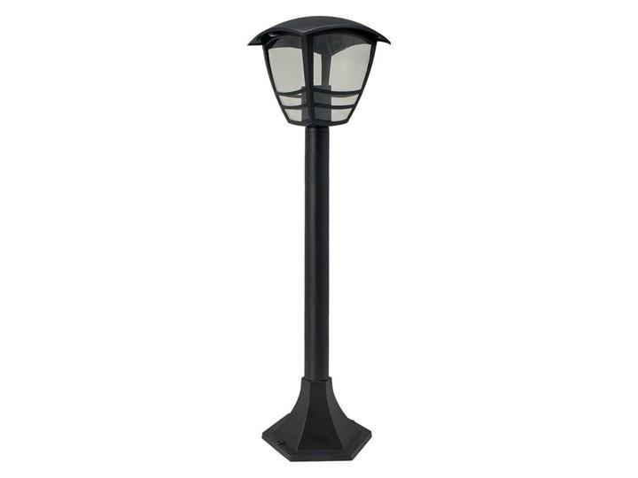Słupek ogrodowy latarnia IMMA BLACK L/T E27 czarny IP44 EDO777384 EDO Garden Line