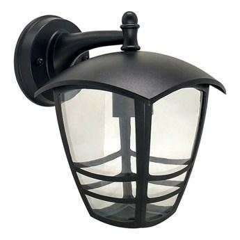 Lampa ogrodowa kinkiet elewacyjny IMMA BLACK D E27 czarny IP44 EDO777380 EDO Garden Line