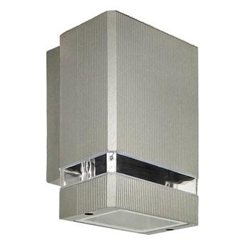 Lampa ogrodowa kinkiet elewacyjny PANAM SOL GREY GU10 szary IP44 EDO777368 EDO Garden Line