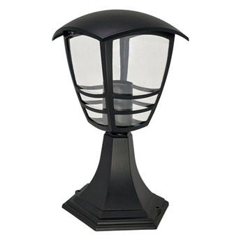 Słupek ogrodowy latarnia IMMA BLACK L/S E27 czarny IP44 EDO777382 EDO Garden Line