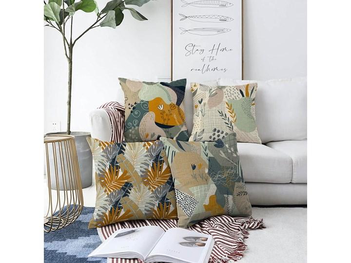 Zestaw 4 poszewek na poduszki Minimalist Cushion Covers Joy, 55x55 cm