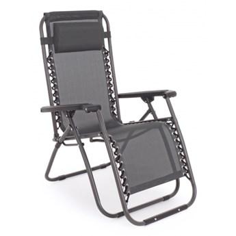 Martin Grey krzesło/leżak ogrodowy
