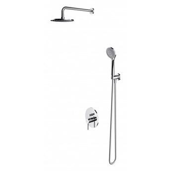 Zestaw prysznicowy Y podtynkowy chrom SYSY21CR