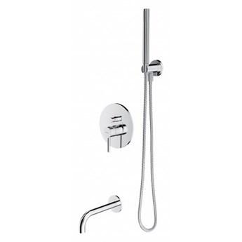 Zestaw wannowo-prysznicowy Y podtynkowy chrom SYSYW01CR