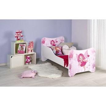 Łóżko Happy Fairy bez szuflady