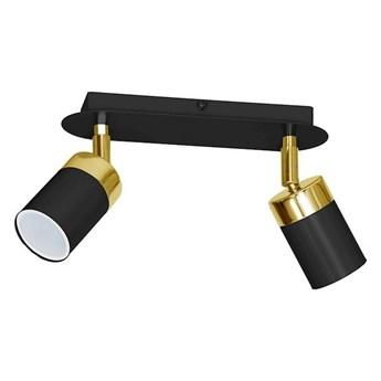 Oświetlenie punktowe sufitowe JOKER 2xGU10/25W/230V czarny