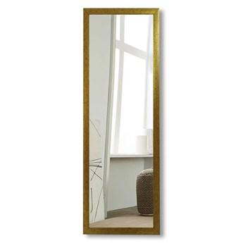Lustro ścienne w ramie w kolorze złota Oyo Concept, 40x105 cm