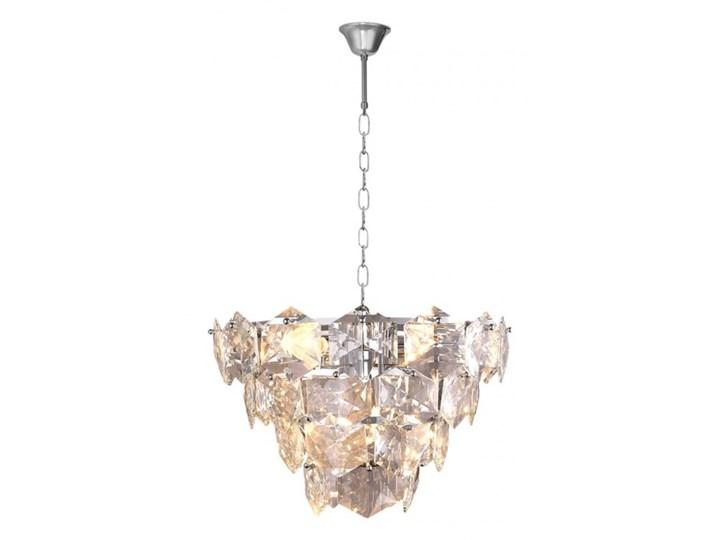 Żyrandol DIANA CHROME 6xE14 ML5985 MiLAGRO ML5985 Kryształ Lampa z kryształkami Metal Lampa inspirowana Ilość źródeł światła 6 źródeł