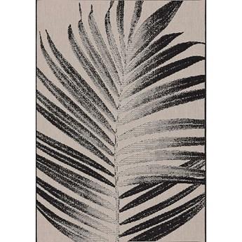 Dywan Lineo wool/black 120x170cm, 120 x 170 cm