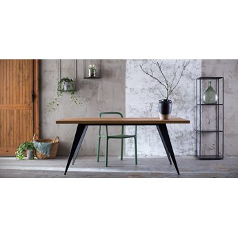 Stół dębowy COPENHAGEN 180cm x 90cm h=75cm