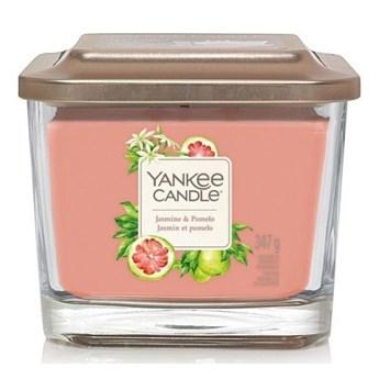 Świeczka średnia Yankee Candle Elevation Collection Jasmine & Pomelo Słoik średni 347g