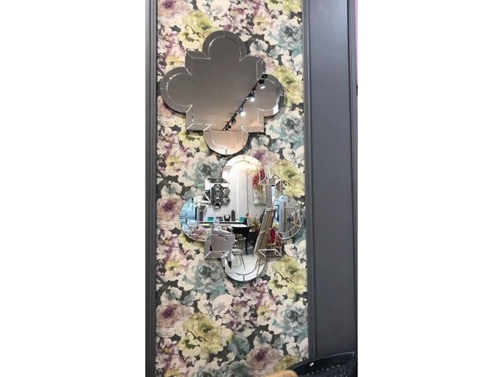 Lustro / Dekoracja lustrzana Marokański wzór Agadi Pomieszczenie Salon