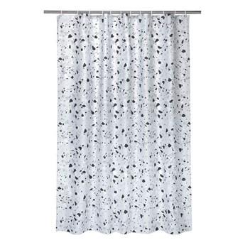 Zasłona prysznicowa Terazzo znadrukiem cyfrowym