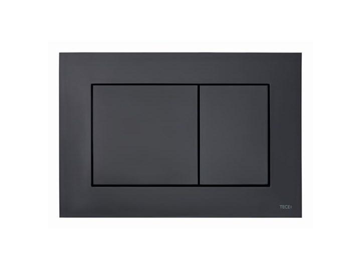 Zestaw stelaż podtynkowy do WC TECE z przyciskiem (czarny mat) + miska WC z deską Kategoria Stelaże podtynkowe WC