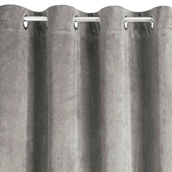 Zasłona Pierre 140x250cm - Beżowy - Przelotki