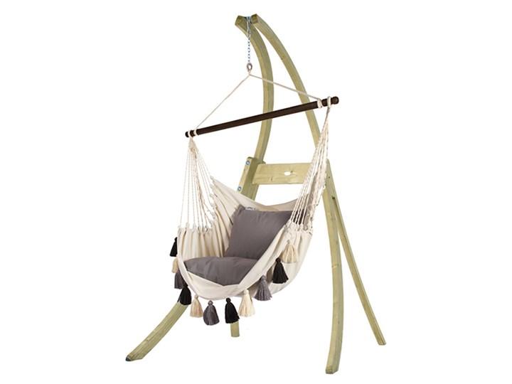 Zestaw hamakowy: fotel AHC-10 ze stojakiem drewnianym Atlas, AHC-10-AT Drewno Kategoria Fotele ogrodowe