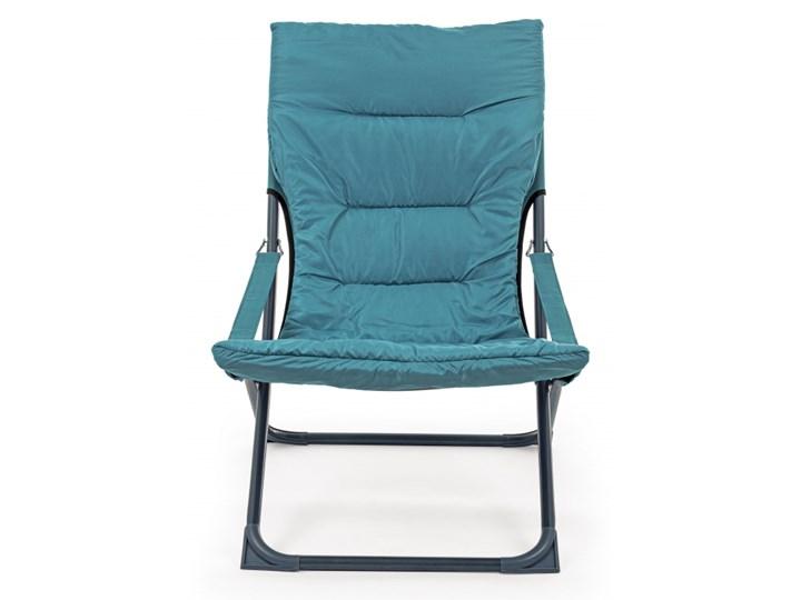 Relax Turquoise składane krzesło do ogrodu