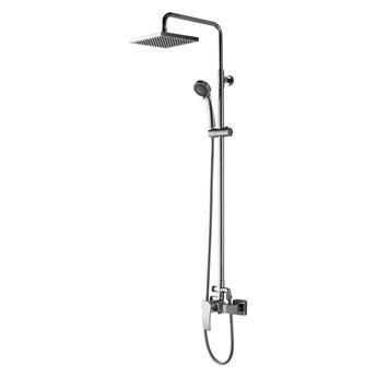 Murray zestaw prysznicowy z deszczownicą chrom MU6144CR