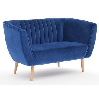Sofa 2 osobowa na wysokich nóżkach - PAS