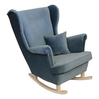 Wygodny fotel bujany USZAK 1 / kolory do wyboru