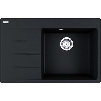 Zlewozmywak granitowy Franke CNG 611-78TL Onyx 114.0633.150