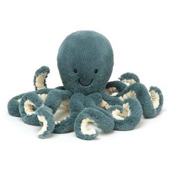JellyCat -  Maskotka Ośmiornica pluszowa Morska
