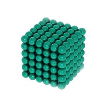NEOCUBE KULKI MAGNETYCZNE 216 sztuk 5mm ZIELONE