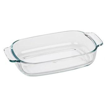 Kuchenprofi - Elsass - naczynie żaroodporne - szkło borokrzemowe - 29×18 cm