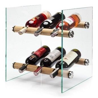 Vetrostyle - Stojak na wino - 6 butelek