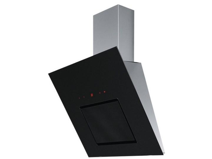 Okap przyścienny GORENJE DVG6545GES Okap kominowy Szerokość 60 cm Kategoria Okapy Sterowanie Elektroniczne