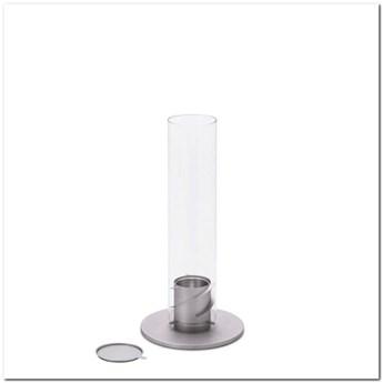 Hoefats - Kominek stołowy - Spin 90 - szary