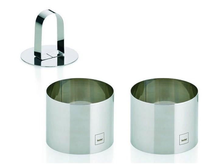 Kela - Decore - pierścienie do deserów, ⌀ 7,50 cm, 2 szt. Kategoria Dekoracja wypieków