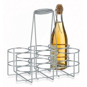 Kela - Loop - stojak na 6 butelek