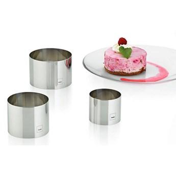 Kela - Decore - pierścienie do deserów, 3 szt.