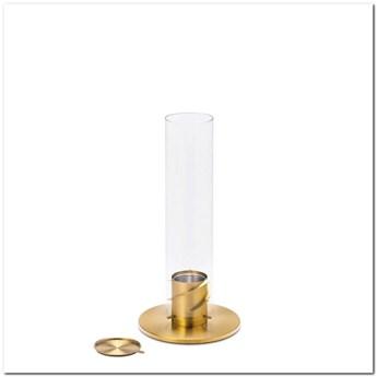 Hoefats - Kominek stołowy - Spin 90 - złoty