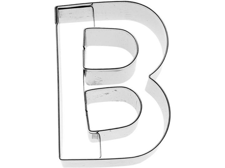 Birkmann - Foremka do wykrawania ciastek LITERA B Wykrawacze Kategoria Dekoracja wypieków