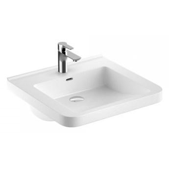 Koło Nova Pro Bez Barier umywalka dla osób niepełnosprawnych 55 cm z przelewem  501.568.01.1