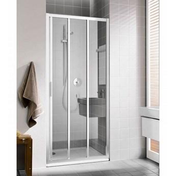 OUTLET Kermi Cada XS drzwi prysznicowe 80 cm prawe CKG3R08020VPK