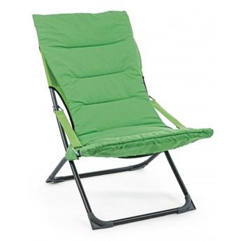 Relax Lime składane krzesło do ogrodu