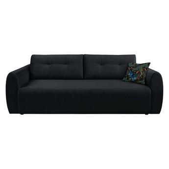 Sofa Divala rozkładana czarna