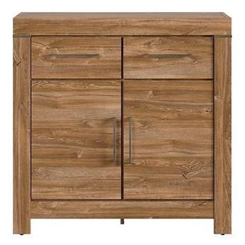 Komoda Gent z szufladami w kolorze drewna