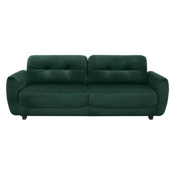Sofa Hampton rozkładana zielona