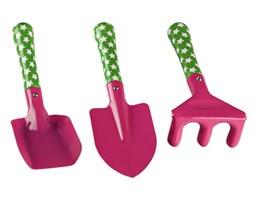 Letni ogród, Zestaw narzędzi ogrodowych dla dzieci, 3 elementy - Darmowa dostawa do ponad 190 salonów empik!