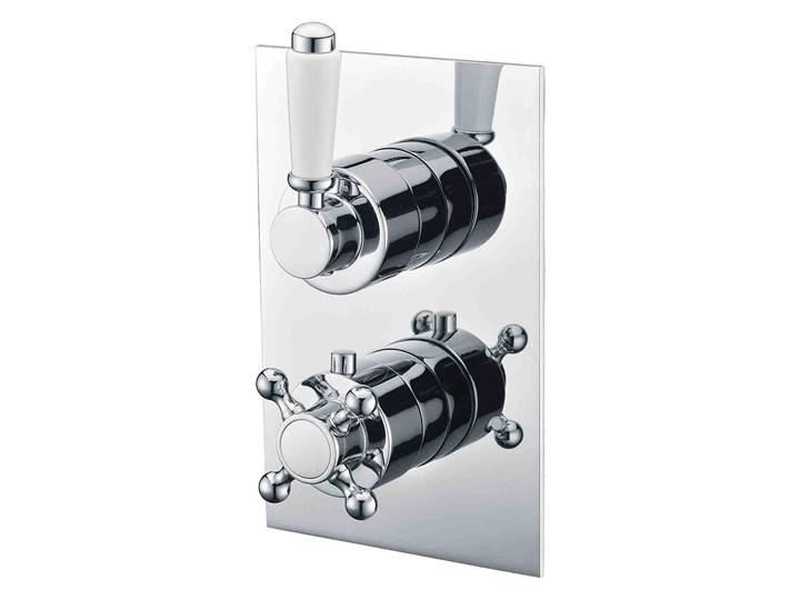 Retro bateria wannowo-prysznicowa podtynkowa termostatyczna chrom RE7236CR