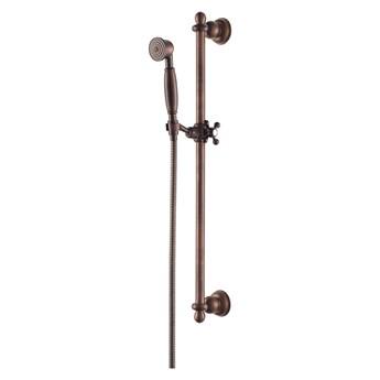 Art Deco-S zestaw prysznicowy suwany miedź antyczna ARTDECO-SORB