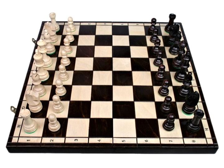 Szachy Turniejowe 4 - Wypalane Kategoria Gry dziecięce