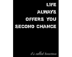 Second chance - plakat