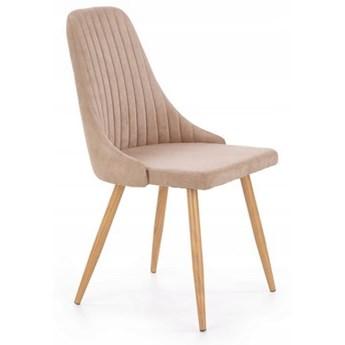 Krzesło K285 Beżowy Halmar