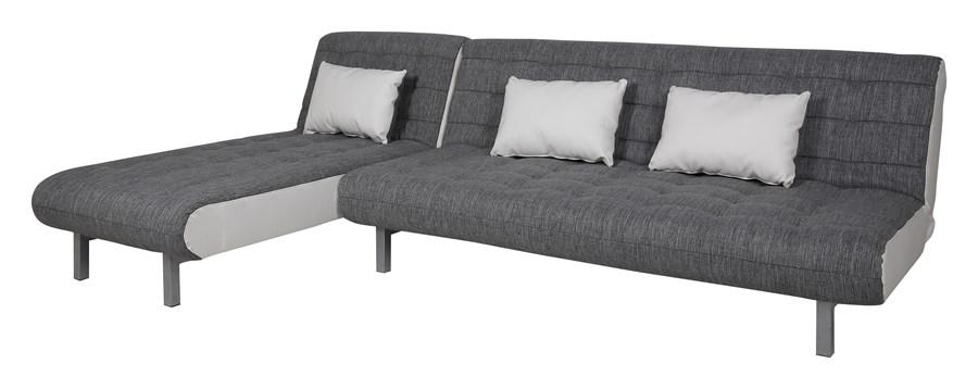 sofa bred chaiselong