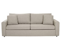 Actona Glaze Sofa Rozkładana Beżowa Tkanina - 0000037362